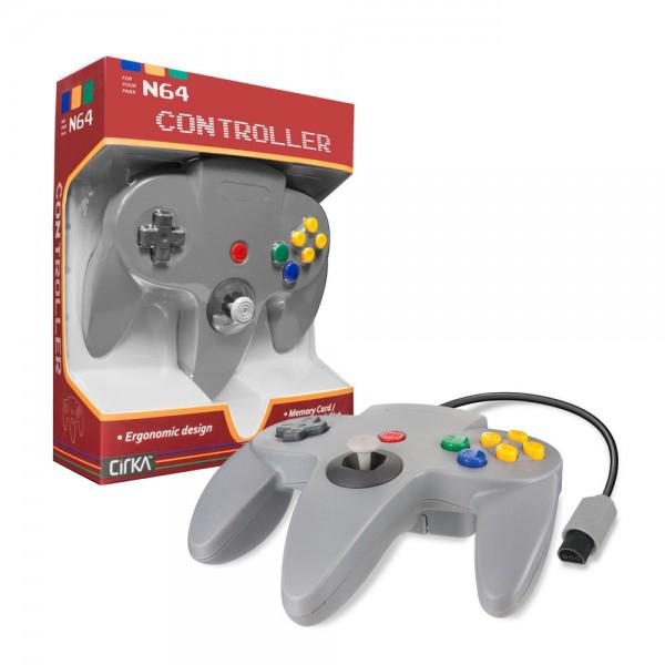 n64 grey controller
