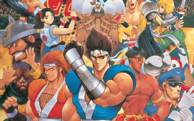 World Heroes for the Neo Geo – Review