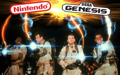 Ghostbusters & Ghostbusters 2 – Combo Review for NES and SEGA Genesis