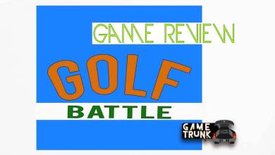 picture of golf battle post