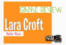 Picture of Lara Croft: Relic Run game review article