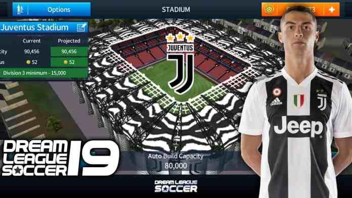 How To Change The Stadium Of Dream League Soccer (Juventus Stadium)
