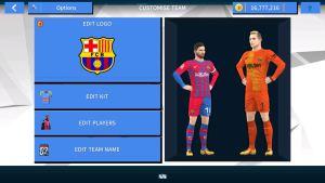 Fc Barcelona Team DLS 22