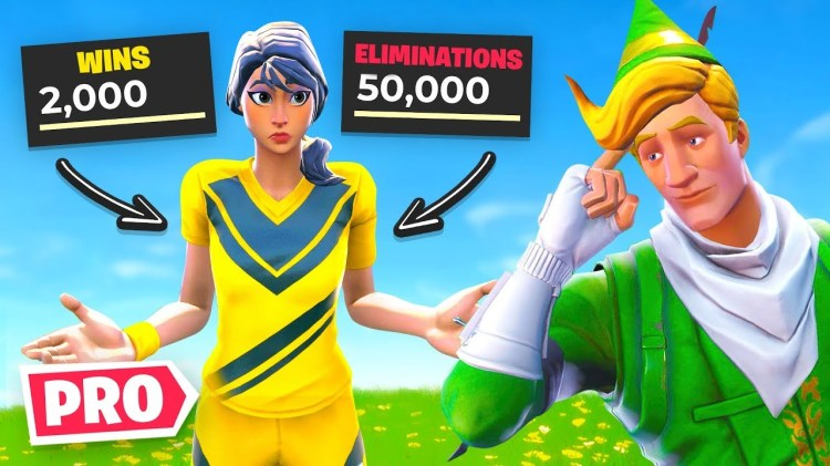 Exposing Players Stats in *PRO* Fortnite! (Champion League ...
