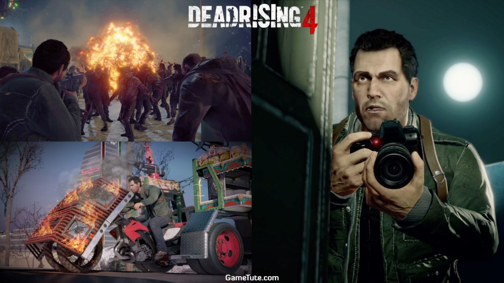 Dead Rising 4 - Best Zombie Games. Latest Top Rated List for PC & Consoles