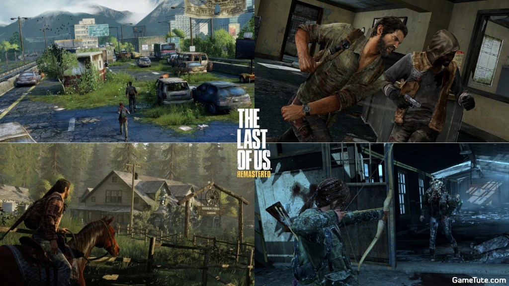 The Last Of Us Remastered - Best Zombie Games. Latest Top Rated List