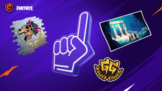 All Fortnite Twitch Drops for FNCS Season 6 Chapter 2