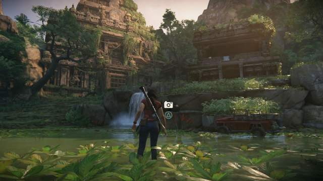 Uncharted Lost Legacy Chapter 3 - Ruins Photo Opportunity