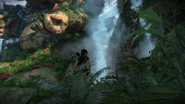 Nature is very alive in Uncharted: The Lost Legacy