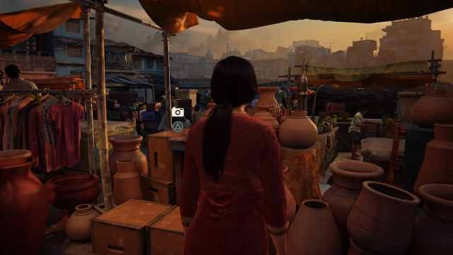 Lost Legacy Photo Opportunity - Prologue - Market Stall
