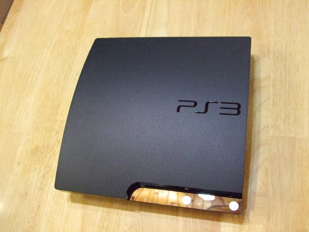 PS3 Slim Ultimate Size Comparison Game Usagi