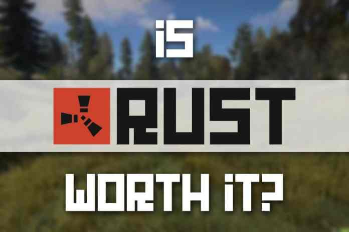 Is Rust Worth It Game Voyagers