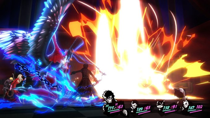 戦闘のエフェクトは派手でアニメチックで楽しい