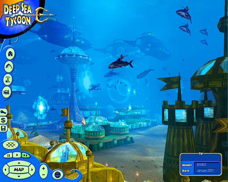 Atlantis Underwater Tycoon PC Review GameWatcher