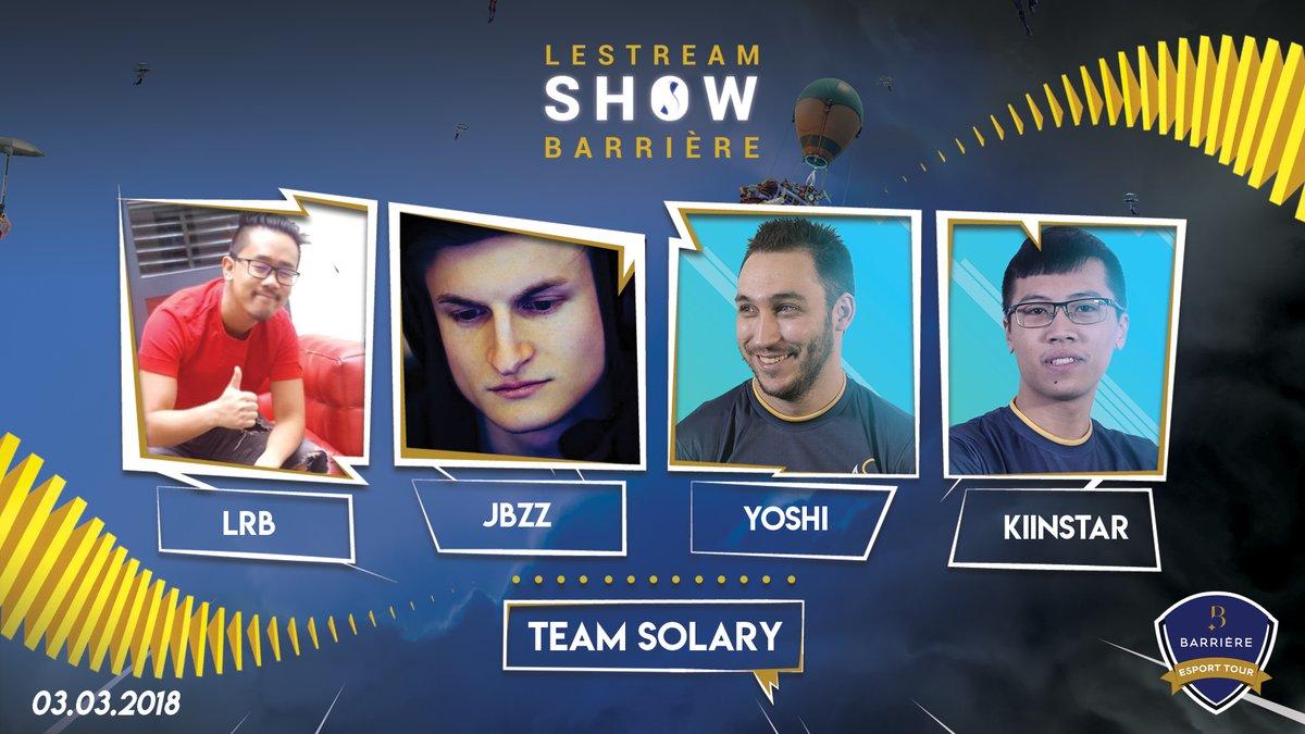La Team Skyyart Remporte LeStream Show Barrire Devant Solary Et Gotaga Sur Fortnite