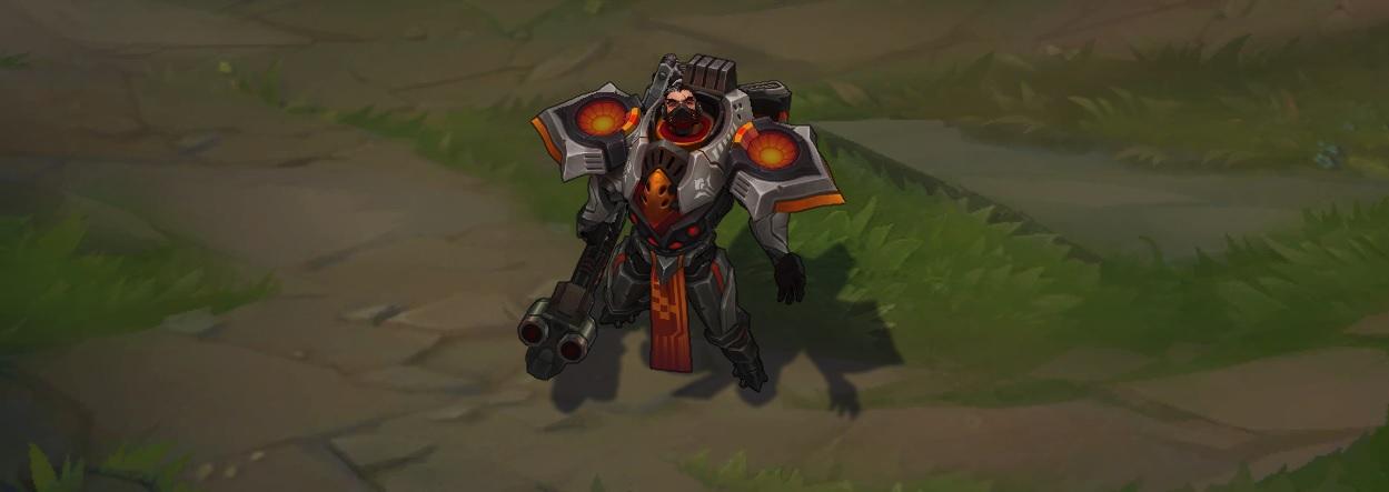 Un Nouveau Skin Pour Darius League Of Legends GAMEWAVE