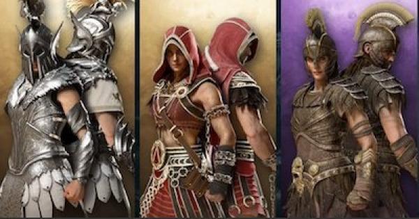 Pegasos Armor Set How To Get Amp Armor Stats Assassins