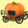 Spooky carriage