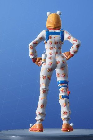 Fortnite ONESIE Skin Review Image Amp How To Get