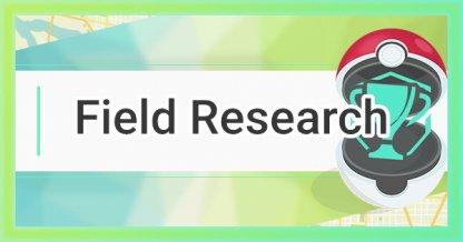 Resultado de imagen para field research pokemon go