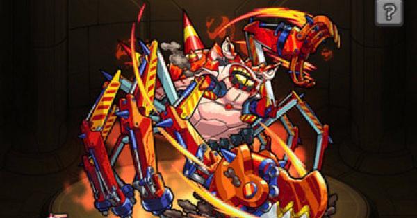 【怪物彈珠】工程蟹的最新評價及適合使用的關卡 - GameWith