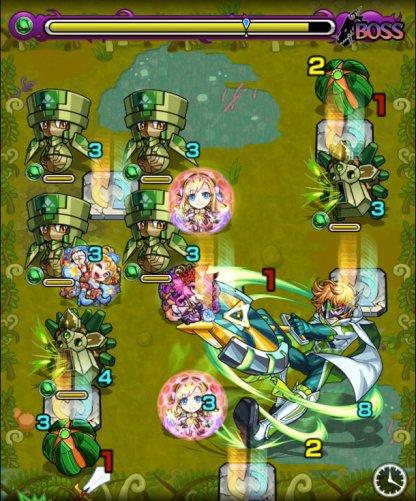 【怪物彈珠】綠川凱文【激究極】關卡攻略及對應角色 - GameWith