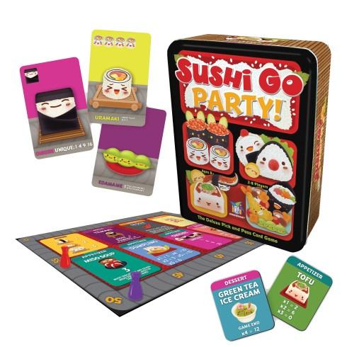 Sushi Go PartyTM