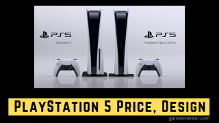 PlayStation 5 Price, Design