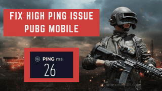 Fix high ping issue in PUBG mobile