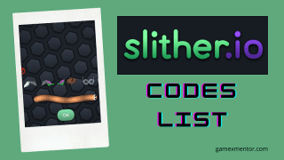 slither io codes
