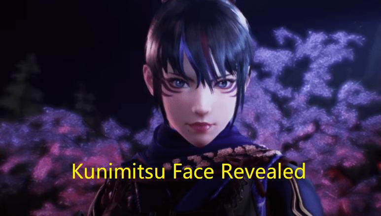 Kunimitsu character Revealed