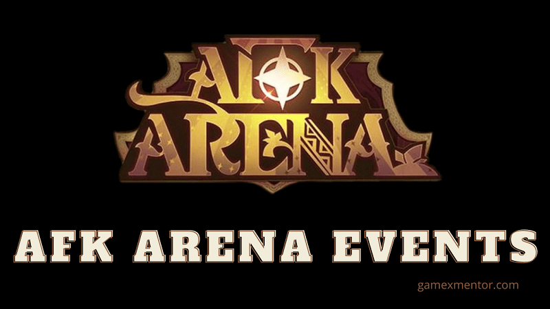 AFK Arena Events