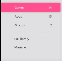 my games and apps