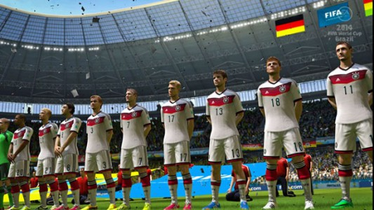 Fifa WM 2014 Bild 3