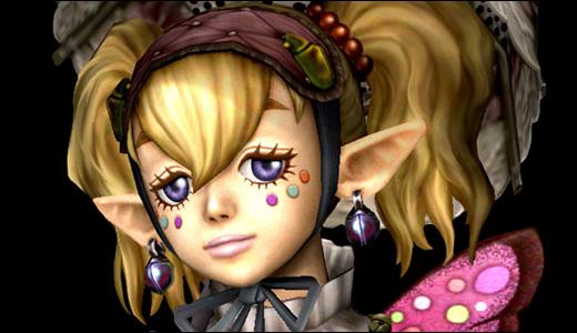 Neuzugang in Hyrule Warriors: Agnetha aus Twilight Princess