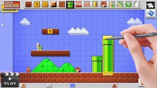 Bau dir deine eigene Mario-Welt: Wuhuuu!