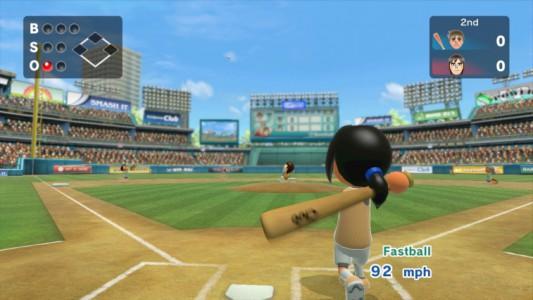Auch beim Baseball kommt nur kurzzeitig Spielspaß auf.