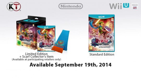 Hyrule Warriors Limited Edition Europa