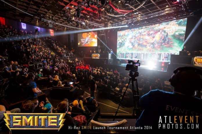 Über 1.000.000 US $ bei SMITE-Weltmeisterschaft