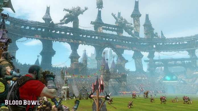 Blood Bowl 2 Screenshot