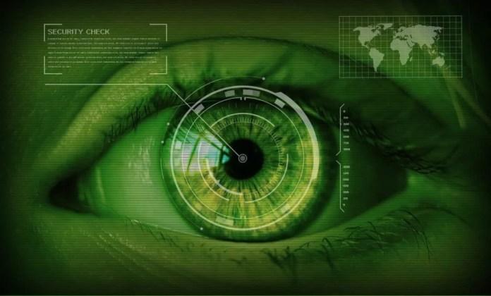 Auge Datensicherheit