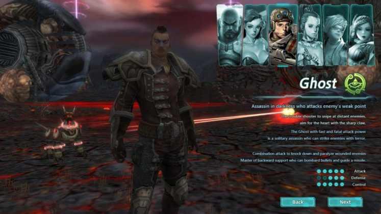 Trinium Wars Ghost