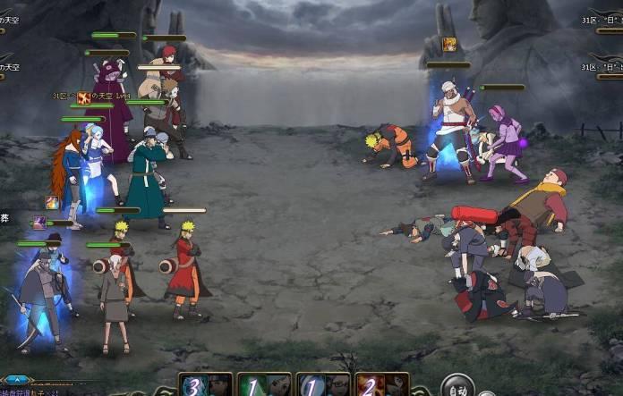 Naruto Online Screenshot