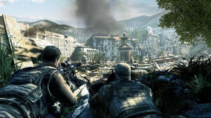 Sniper Screenshot