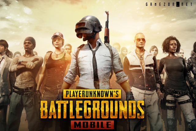 PUBG Banner | GameZon.net