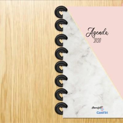 Agenda anual 2020 digital 📅   📔   💻