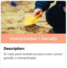 pack genially+interactividad