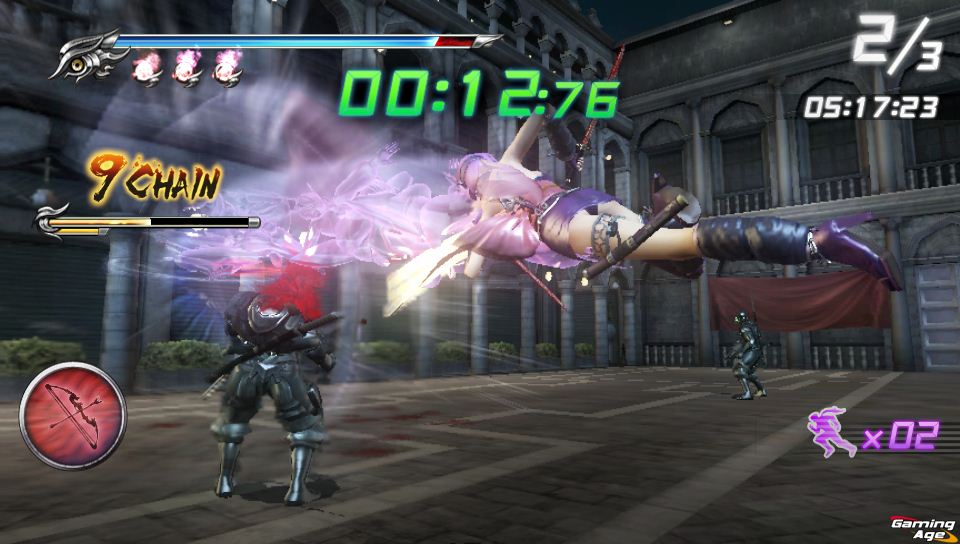 Ninja Gaiden Sigma 2 Plus Slices And Dices Onto Ps Vita With New