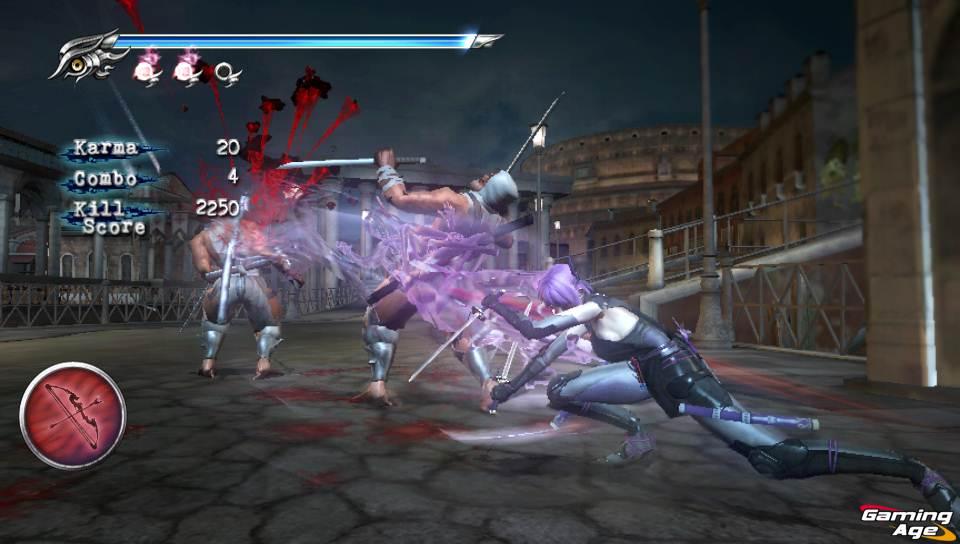 ninja gaiden sigma 2 weapons locations