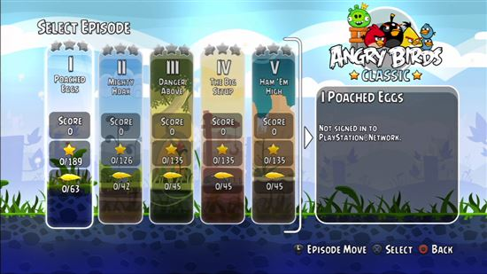 angry birds trilogy game free download for pc